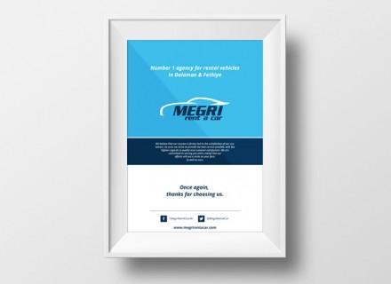 meğri rent a car poster 1